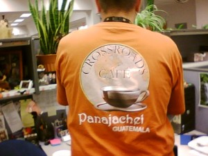 Coffeeshop t-shirts!