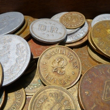 Coffee coins